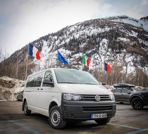 Volkswagen T5 transporter nipex rentacar 03