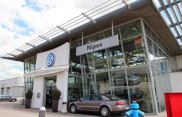 Volkswagen T5 transporter nipex rentacar 06