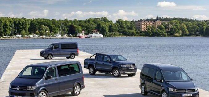 Volkswagen Commercial Vehicles bilježi rast prodaje
