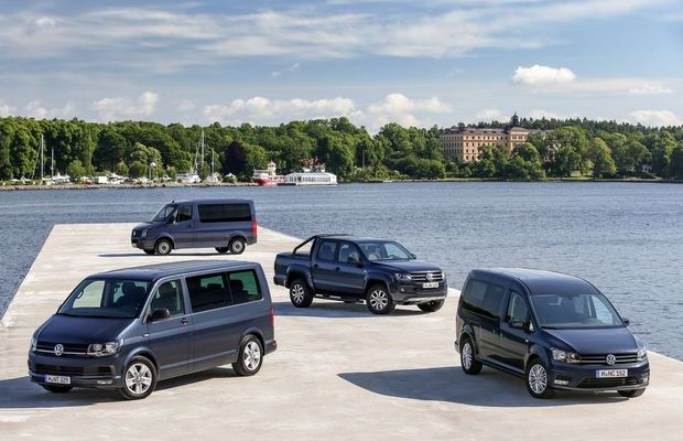 Volkswagen komercijalna vozila