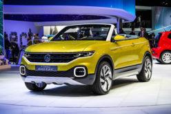 Volkswagen na sajmu automobila u Ženevi 2016: T-Cross Breeze Concept nova crossover familija