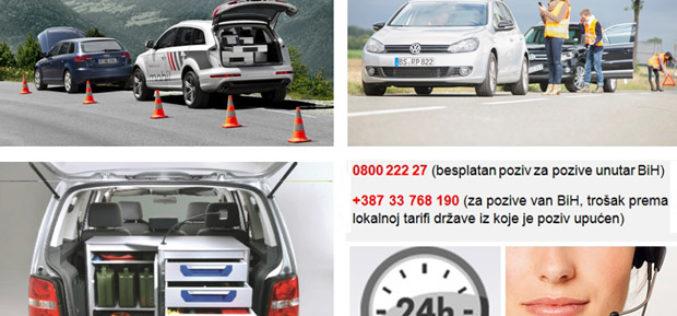 Volkswagen i Audi Garancija Mobilnosti