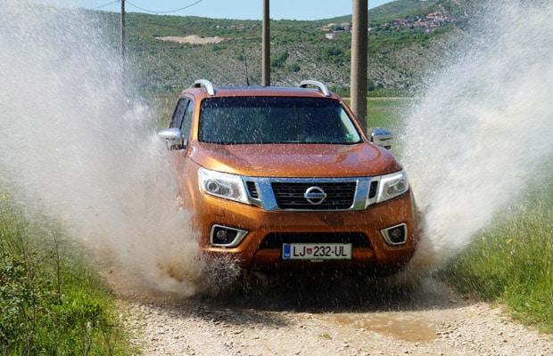 Vozili smo Nissan Navara NP300 - 2016 - 620- 09