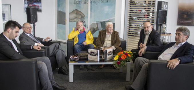 """Promovisana knjiga """"Zlatne godine bosanskohercegovačkog automobilizma"""""""
