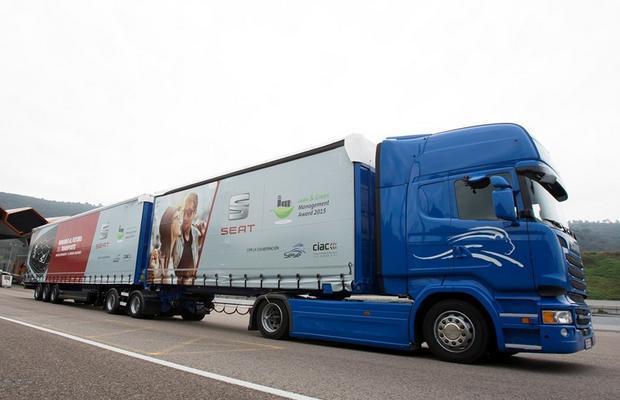 seat mega kamion