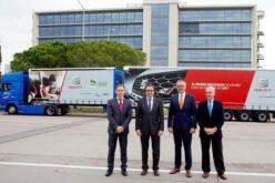 SEAT – Promocija Mega kamiona u Španiji
