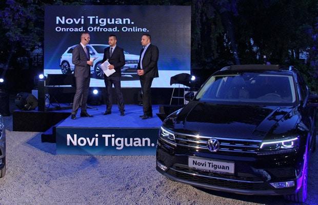 Premijera Volkswagen Tiguan - Sarajevo 2016 - 02