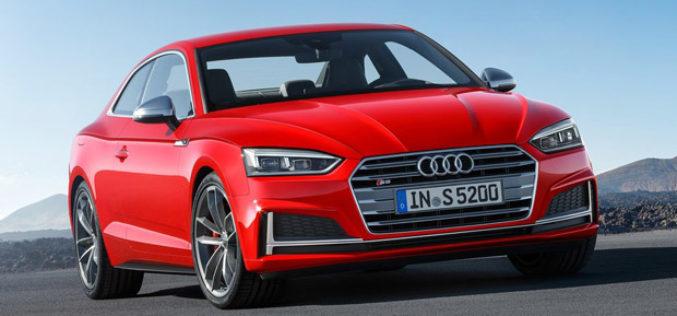 Predstavljen novi Audi A5/S5 Coupe