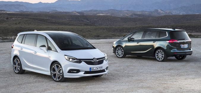 Nova Opel Zafira – Povezani dnevni boravak na točkovima