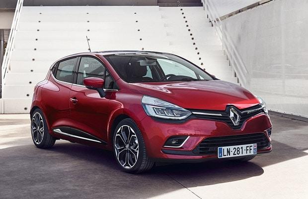 Renault CLIO facelift 2016 - 01