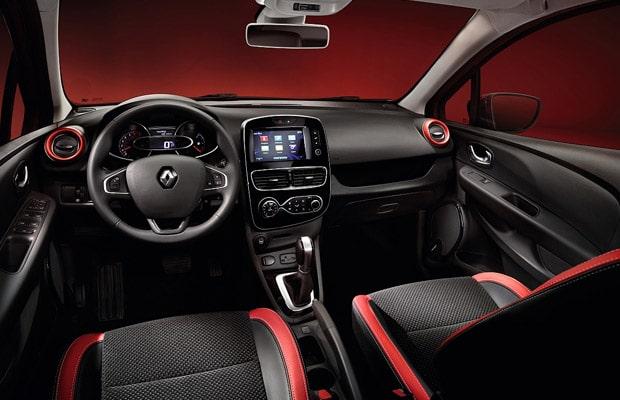 Renault CLIO facelift 2016 - 02