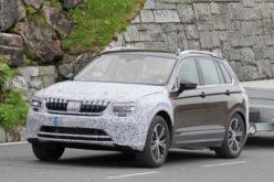 Novi Škoda Yeti bit će drugačije našminkani Volkswagen Tiguan?