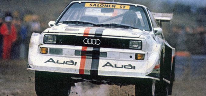 Audi Sport Quattro – Čežnja