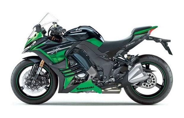 Kawasaki Ninja 1000 ABS 1