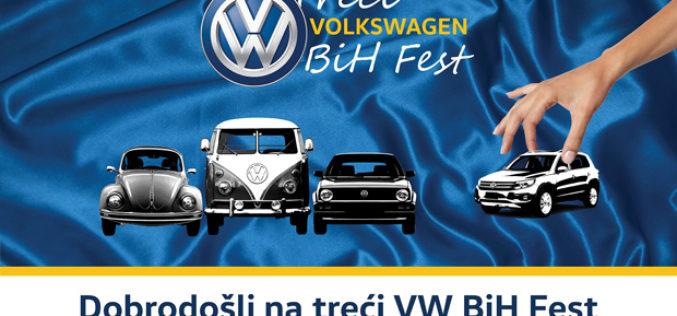 Najava Trećeg Volkswagen BiH Festa