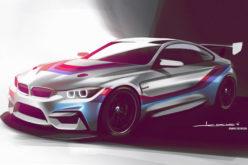 Najavljen trkački BMW M4 GT4 za 2018. godinu