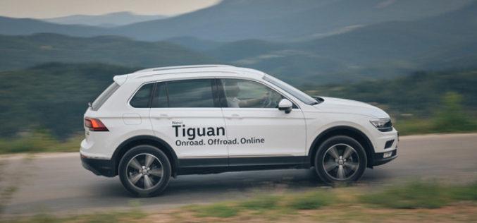 Volkswagen Tiguan najsgiurniji u svojoj klasi!