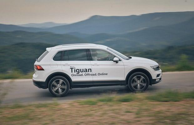 Test Volkswagen Tiguan 2.0 TDI Highline -620- 08