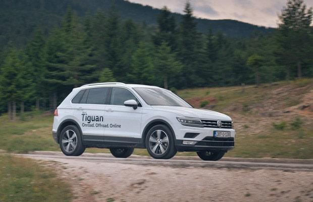 Test Volkswagen Tiguan 2.0 TDI Highline -620- 10