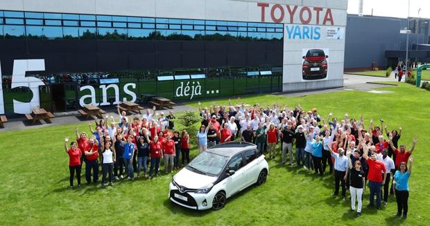Toyota Yaris jubilej 3 miliona 02