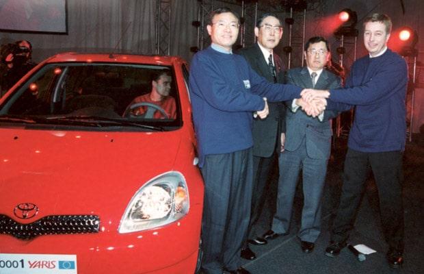Toyota Yaris jubilej 3 miliona 06
