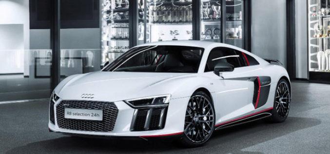 Audi predstavio novi R8 V10 Plus 'Selection 24h' Edition