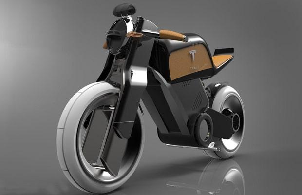 tesla elektricni motocikl koncept