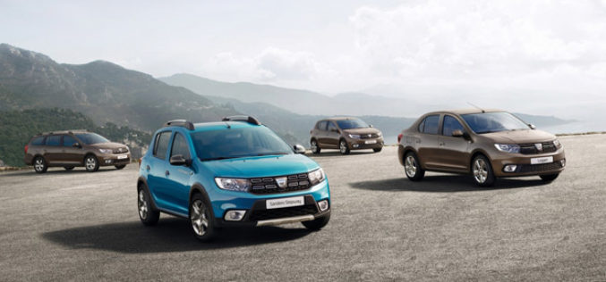 Dacia u Parizu predstavlja osvježenu paletu svojih modela