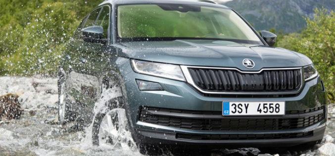 Škoda Kodiak – Rekorder klase u ponudi prostora