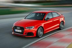 Audi RS 3 Limousine – Početna startna pozicija u kompaktnom segmentu