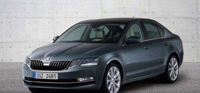 Škoda Octavia facelift 2017. na tržištu već od novembra
