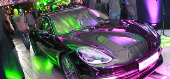 Predstavljena nova luksuzna Porsche Panamera – Izvan svake konvencije