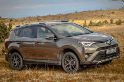 Test: Toyota RAV4 2.0 D–4D Executive – Konzervativan ali i dalje poželjan