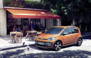 Der neue Volkswagen cross up!
