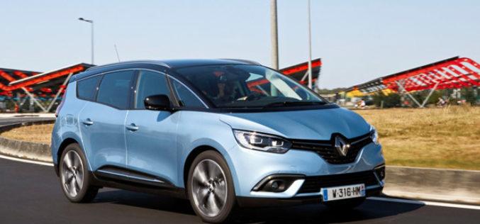 Produžene verzije Renaultovog monovolumena