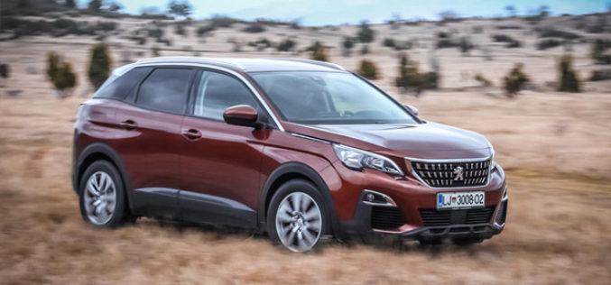 Test: Peugeot 3008 1.6 BlueHDi 120 Active – Drugo ime za privlačnost i ekonomičnost