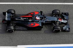 Novi McLaren MP4-32 prošao sigurnosne testove