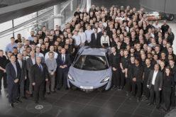 McLaren u 2016. porasla prodaj za 99,3 %