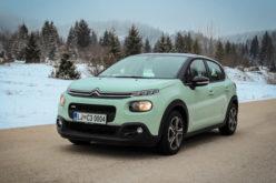 Test: Citroën C3 FEEL PureTech 82 BVM – Moderni i retro stil