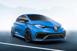 U Ženevi predstavljen uzbudljivi Renault ZOE e-Sport Concept