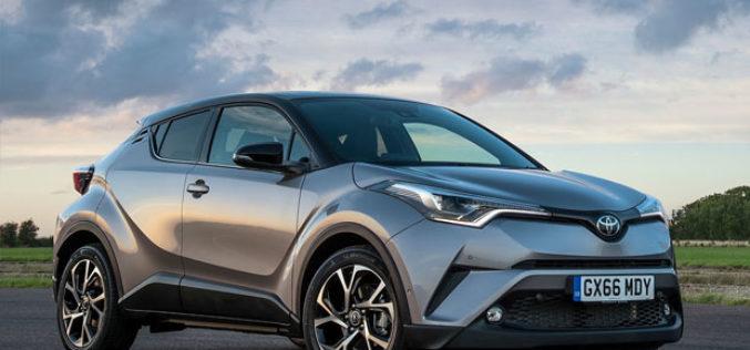 Nova Toyota C-HR dobila pet zvjezdica na testu sigurnosti Euro NCAP