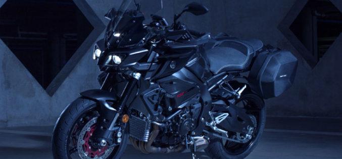 Yamaha predstavila novi MT-10 Tourer Edition