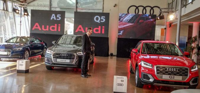 Audi u Sarajevu predstavio nove modele Q2, Q5 i A5