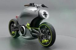 Porsche 618 Concept – Vizija električnog motocikla