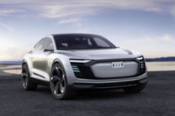 Audi e-tron Sportback koncept – Arhitektura e-mobilnosti