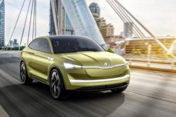 Škoda VisionE: Pogled u budućnost češke marke