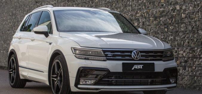 Predstavljen ABT VW Tiguan sa novim body kitom i povećanom snagom!