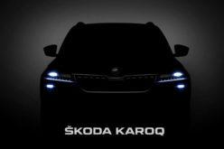 Prve detaljne slike modela Škoda Karoq