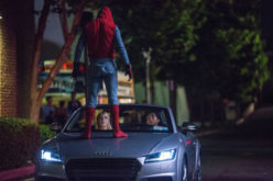 "Novi Audi A8 debituje u filmu ""Spider-Man: Homecoming"""