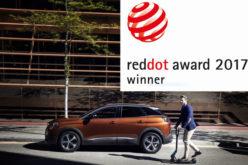 Dvije nagrade Red Dot Product Design 2017 za Peugeot